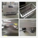 Sgrassatore industriale del motore della lavatrice delle parti