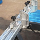 O painel da tabela de deslizamento da ferramenta do Woodworking viu da fábrica de Salite