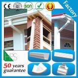 Creux de la jante matériels neufs de pluie de toit de PVC