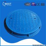 Стандарт крышки люка -лаза En124 составной стеклоткани воды шторма пластичный