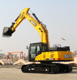 Sany Sy215 21.5 t-mittlerer Gleisketten-Exkavator für Verkauf