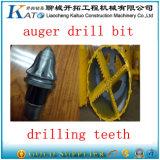 Dents Drilling de base de morceaux de foret d'exploitation de roche de Kato Aguer