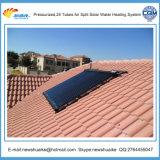Сборник топления воды крыши солнечный от новой фабрики Shuaike