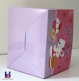 좋은 품질 사랑스러운 주문을 받아서 만들어진 디자인 문구용품 서류상 포장 선물 상자