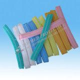 Protezione non tessuta, protezione Bouffant, protezione non tessuta della calca