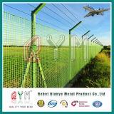Schermen het van uitstekende kwaliteit van de Perimeter van de Omheining van het Netwerk van de Draad van de Luchthaven Luchthaven Gelaste