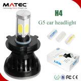 G5 H11 9004 9007を運転するための自動車LEDランプのヘッドライト