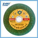 T41 금속 스테인리스를 위한 산업 급료 절단 바퀴