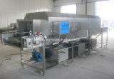 Paniers industriels lavant et nettoyant la machine