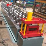 機械機械を形作る鋼鉄プロフィールのローラーシャッタードアのゲートフレームを形作る戸枠ロール