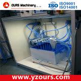 Máquina de revestimento semiautomática barata do pó