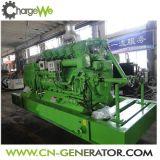 Bajo Consumo 600 kW / 750 kVA generador de gas natural