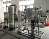 Máquina bebendo do tratamento da água do RO