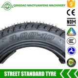 3.00-10 Neumático de la vespa del descuento de la marca de fábrica de China para la venta