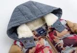 Roupa de Camouflag do algodão da forma para o desgaste dos miúdos no inverno