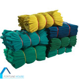 HDPE Green Construction Site Protection Rede de segurança / PE Plastic Windbreak Net