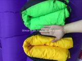 ナイロン寝袋OEMの膨脹可能な空気ソファ