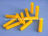 Yellow Silicone/EPDM Masking Caps with top quality