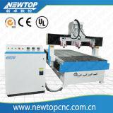 Ranuradores del CNC para la fabricación de la muestra (1224)