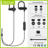 Hoofdtelefoons van de Oortelefoons van Bluetooth van Sweatproof de Stereo Draadloze met de Haken van het Oor