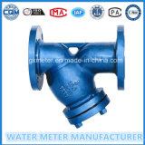 """Tipo filtro de """" Y """" do medidor de água (Dn50-500mm)"""