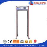 Proteger contra intempéries a caminhada com o detecor do metal com o detetor de metais do apoio de bateria AT300C da entrada MBSU