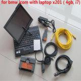 per lo scanner Icom A2+B+C di BMW con 2016.12 il computer portatile di SSD+X201 I7CPU