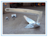 Marinebefestigungsteil-heißer eingetauchter galvanisierter Pflug-Anker