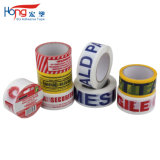 BOPP imprimé Packing Tape pour Advertizing