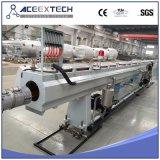 Línea plástica del tubo del HDPE de la máquina plástica del tubo del PE