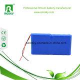 Batteria ricaricabile di 3.7V protettiva PWB 501430 150mAh Lipo per il GPS