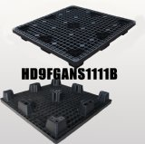 1100X1100 Nestable Widely Used One Way Shipping plastic pallet