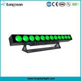 IP20 25W RGBAW LED mur intérieur laveuse lumière (phenix 300)