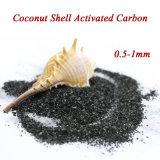 La qualità certa del carbonio attivata coperture più poco costose della noce di cocco