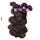 2016 волосы девственницы волос девственницы ранга 7A бразильские с Weave человеческих волос закрытия с объемной волной закрытия бразильской с закрытием шнурка