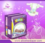 Couche-culotte imprimée de tissu (ALSAA-L)