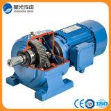 Motor con engranajes biselado helicoidal coaxial R77-Yej100L4-3-33.47-M1