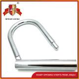 高い安全性鋼鉄盗難防止Uの形ロック