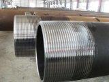 Eue (PIN*BOX)のAPI 5CT J55/K55/N80の油井の包装の管