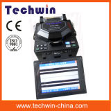 Splicer Tcw605 волокна цифров оптический сведущий для конструкции линий хобота и FTTX