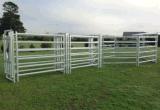 Легк собранная портативная складная гальванизированная панель ярда лошади/скотин/овец/коровы
