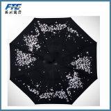 Imprägniern und Sun-beständiger Regenschirm mit Soem-Firmenzeichen
