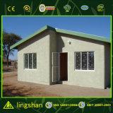 Hogar prefabricado barato para África (LS-FL-075)