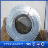 Alambre galvanizado sumergido caliente para el alambre del retén