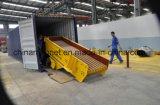 De Machine van het Trillende Scherm van de Steen van het Zand van de Reeks van Zsw voor de Installatie van het Cement
