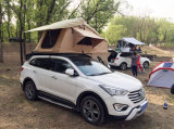 3 - 4人の日除けの家のキャンバス車の屋根の上のテント
