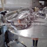 Especialização no tanque de fermentação do aço inoxidável com 600L