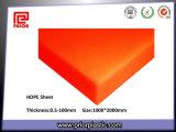 HDPE van de Rang van het voedsel Blad met het Maagdelijke Materiaal van 100%