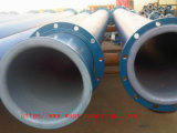 PVC Jaune / Bleu / Rouge Irrigation Lay Flat Hose / Pipe / Tube