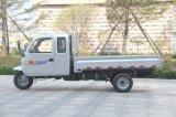 Waw fechou o triciclo 3-Wheel motorizado Diesel da carga chinesa com cabine